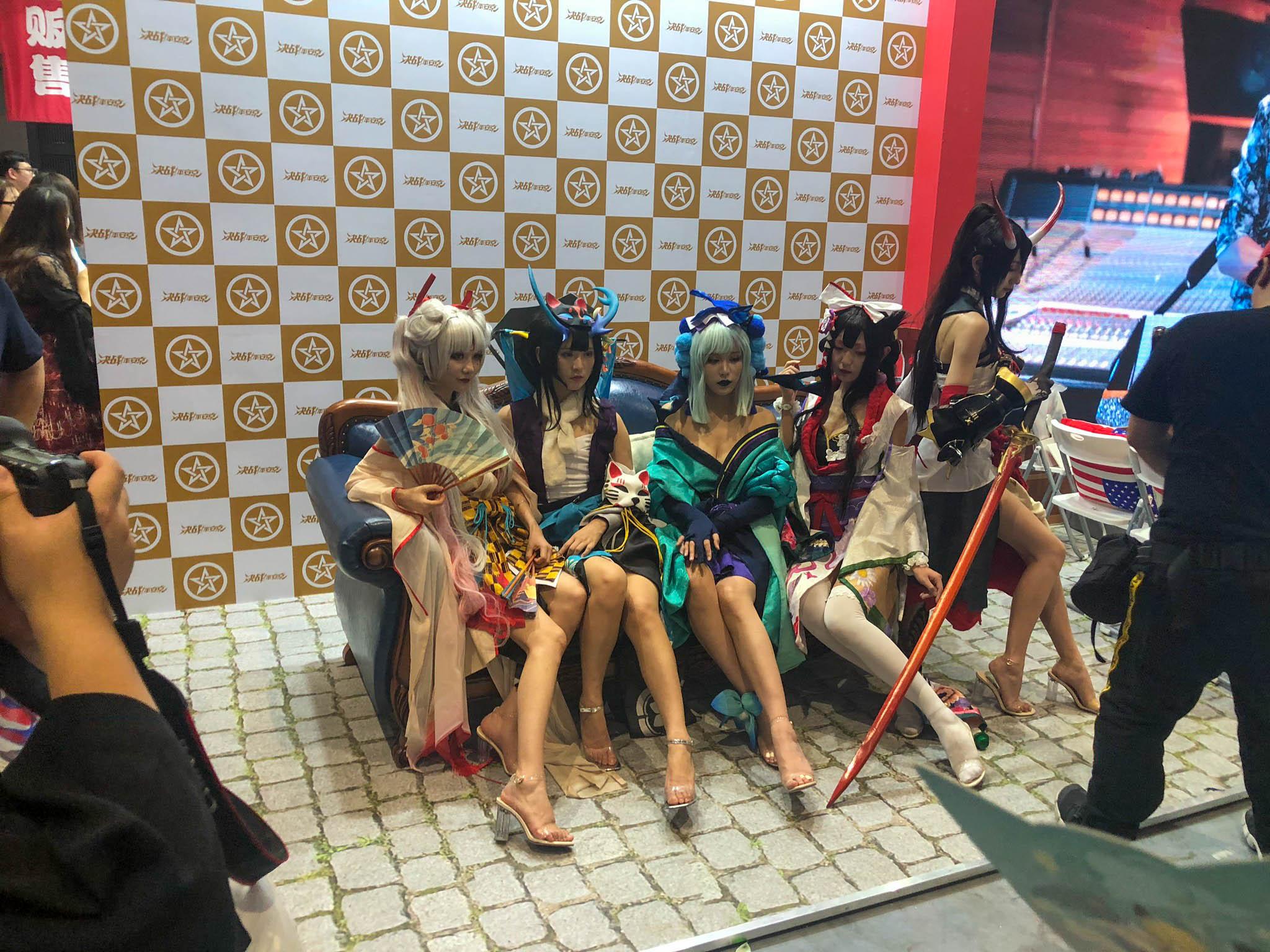 COMICUP24 魔都同人祭 CP24 游玩 第11张