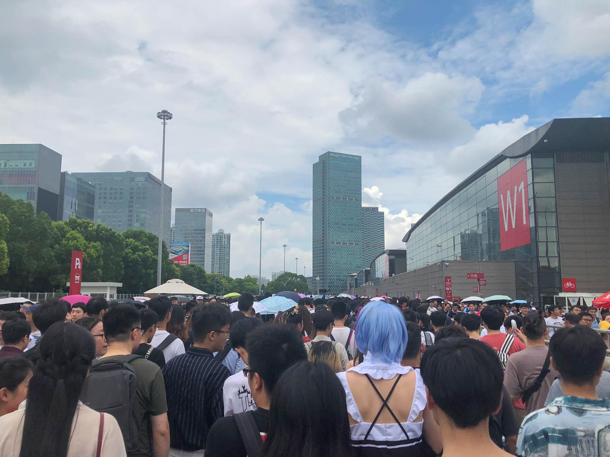 2019 ChinaJoy 中国国际数码互动娱乐展览会 游玩 第3张