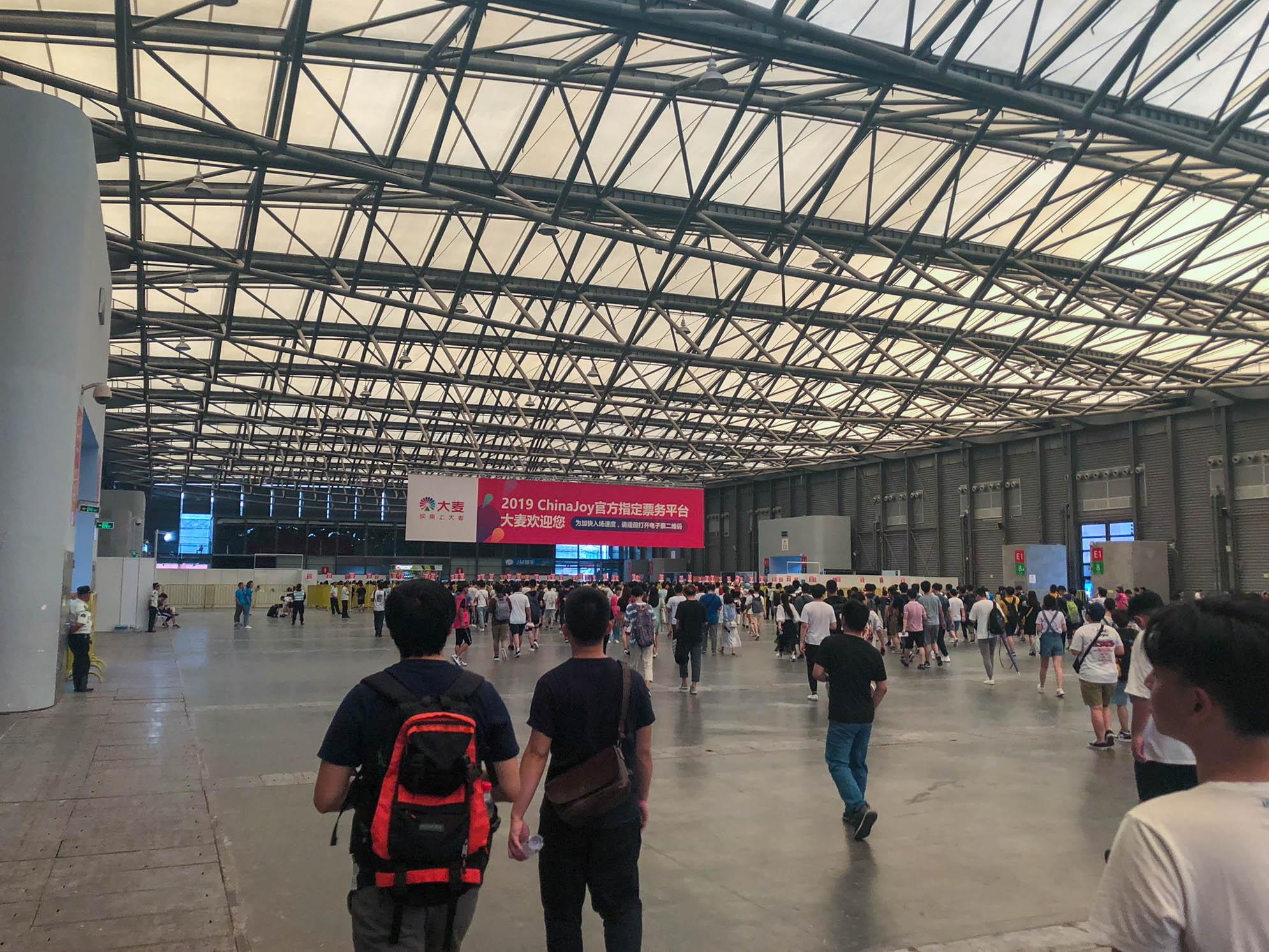 2019 ChinaJoy 中国国际数码互动娱乐展览会 游玩 第8张