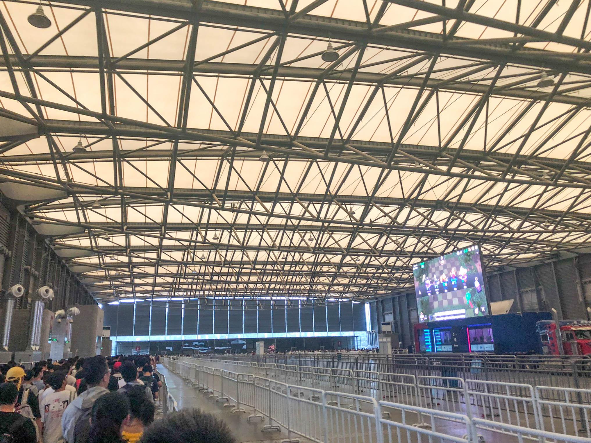 2019 ChinaJoy 中国国际数码互动娱乐展览会 游玩 第9张