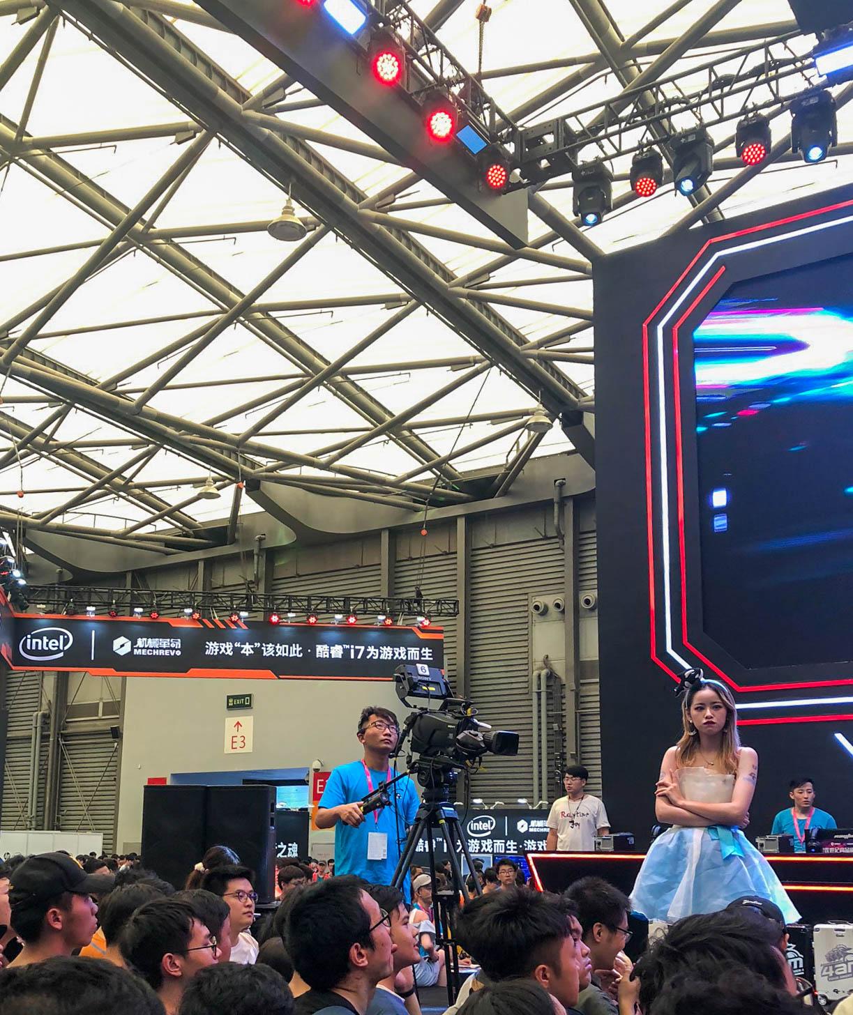 2019 ChinaJoy 中国国际数码互动娱乐展览会 游玩 第12张