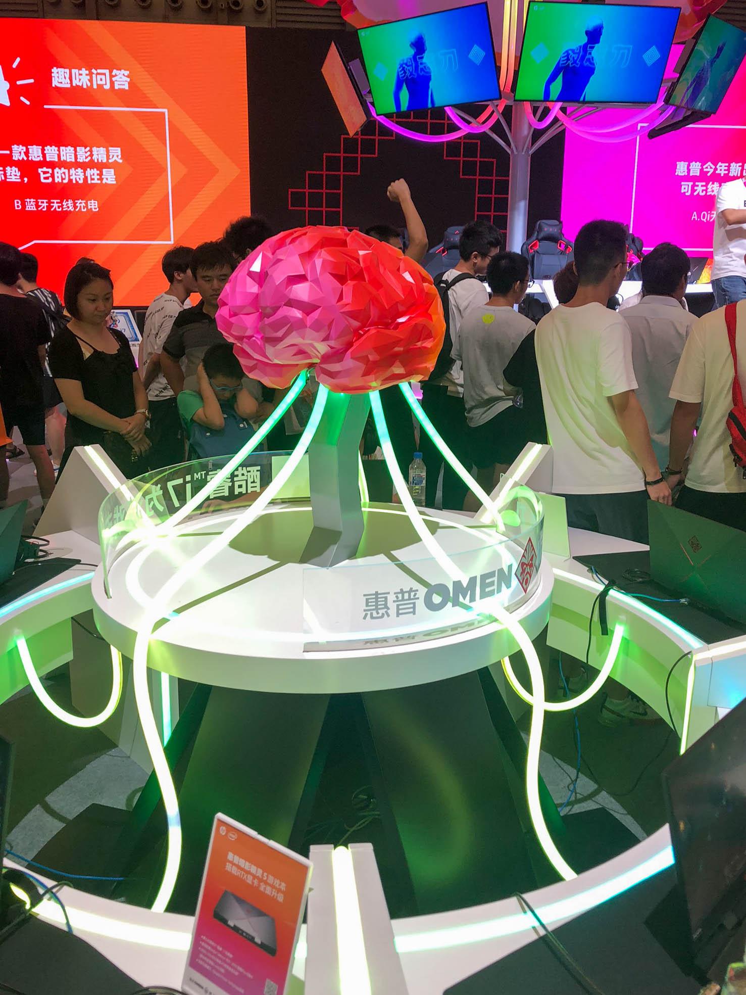 2019 ChinaJoy 中国国际数码互动娱乐展览会 游玩 第13张