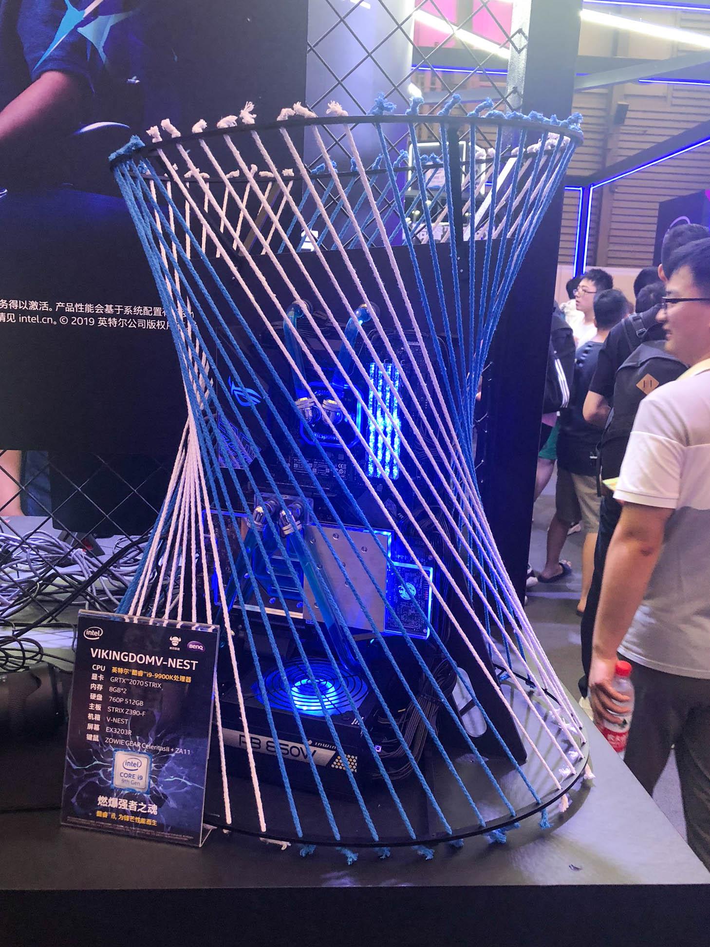 2019 ChinaJoy 中国国际数码互动娱乐展览会 游玩 第14张