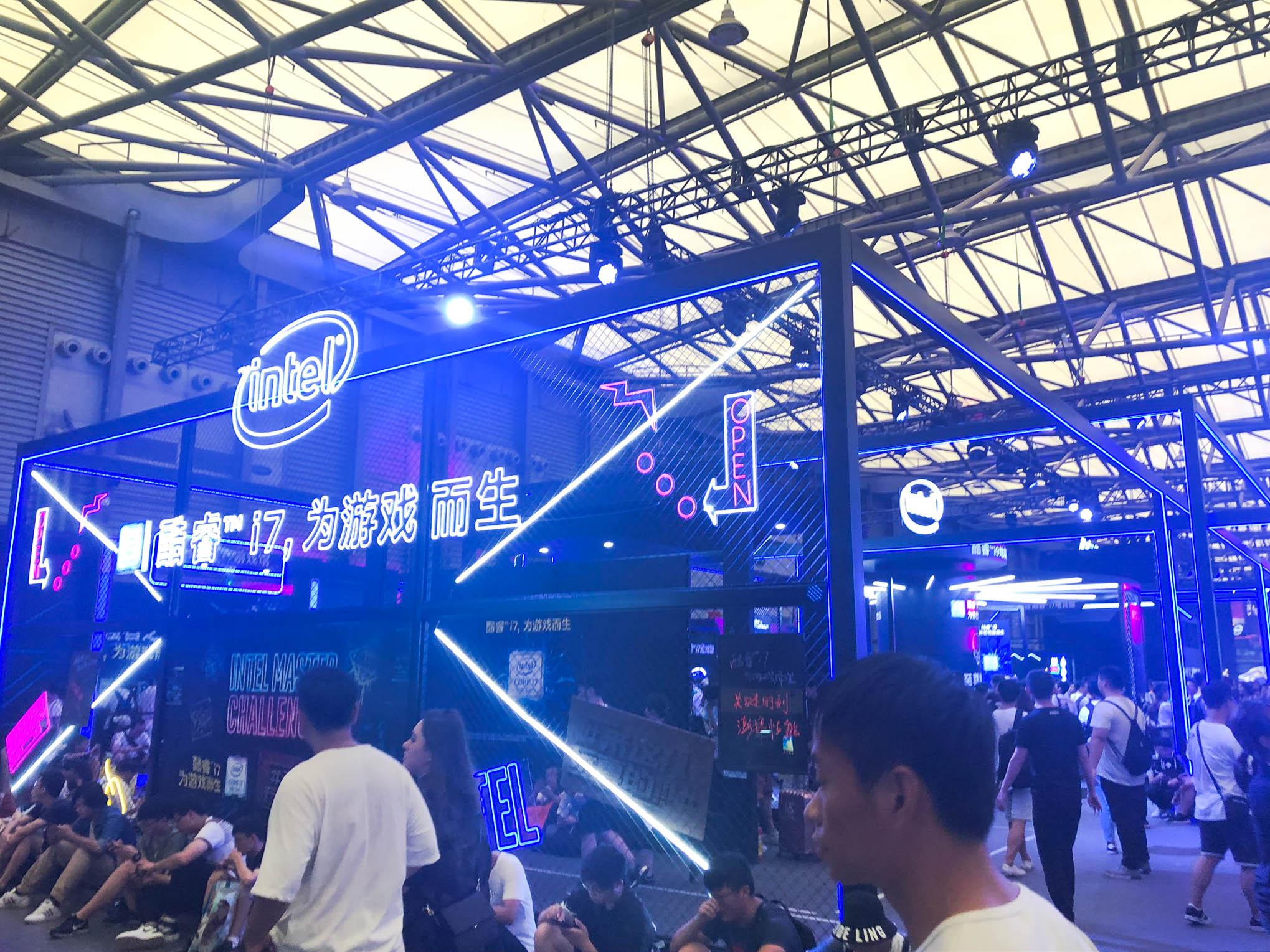 2019 ChinaJoy 中国国际数码互动娱乐展览会 游玩 第15张