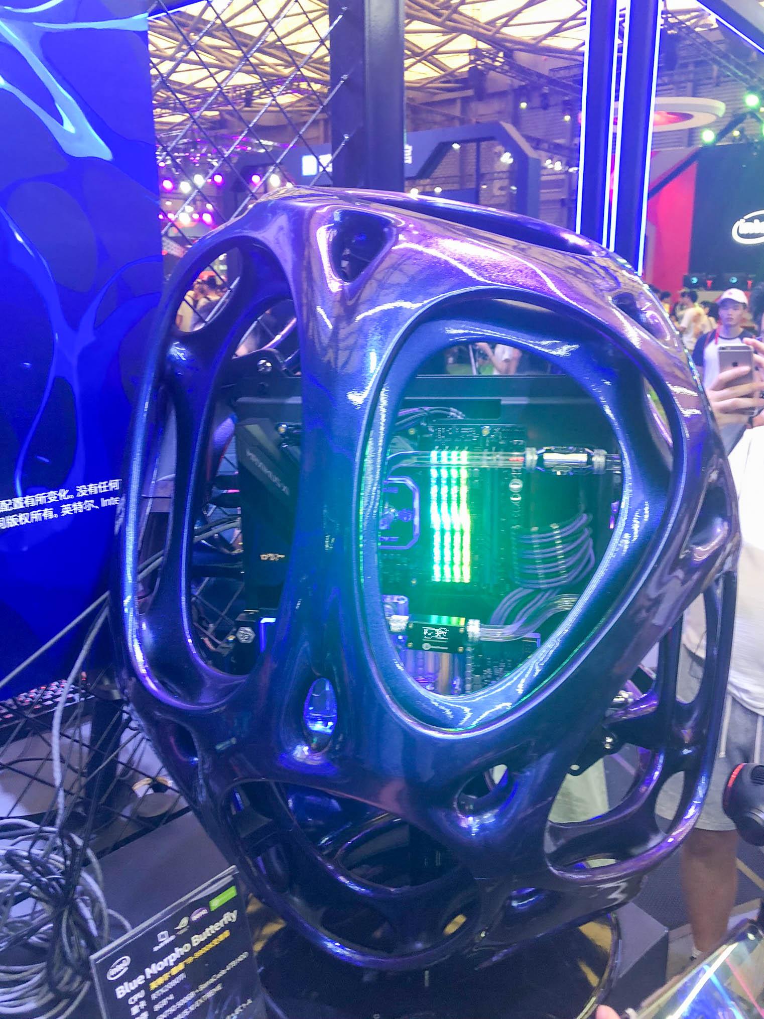 2019 ChinaJoy 中国国际数码互动娱乐展览会 游玩 第16张