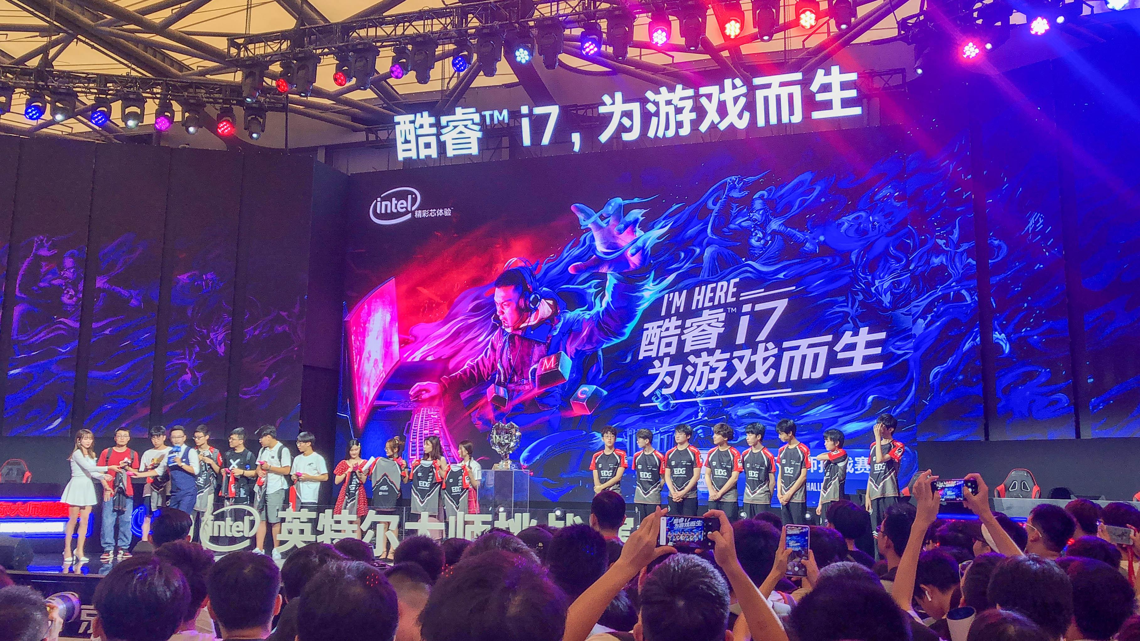 2019 ChinaJoy 中国国际数码互动娱乐展览会 游玩 第18张