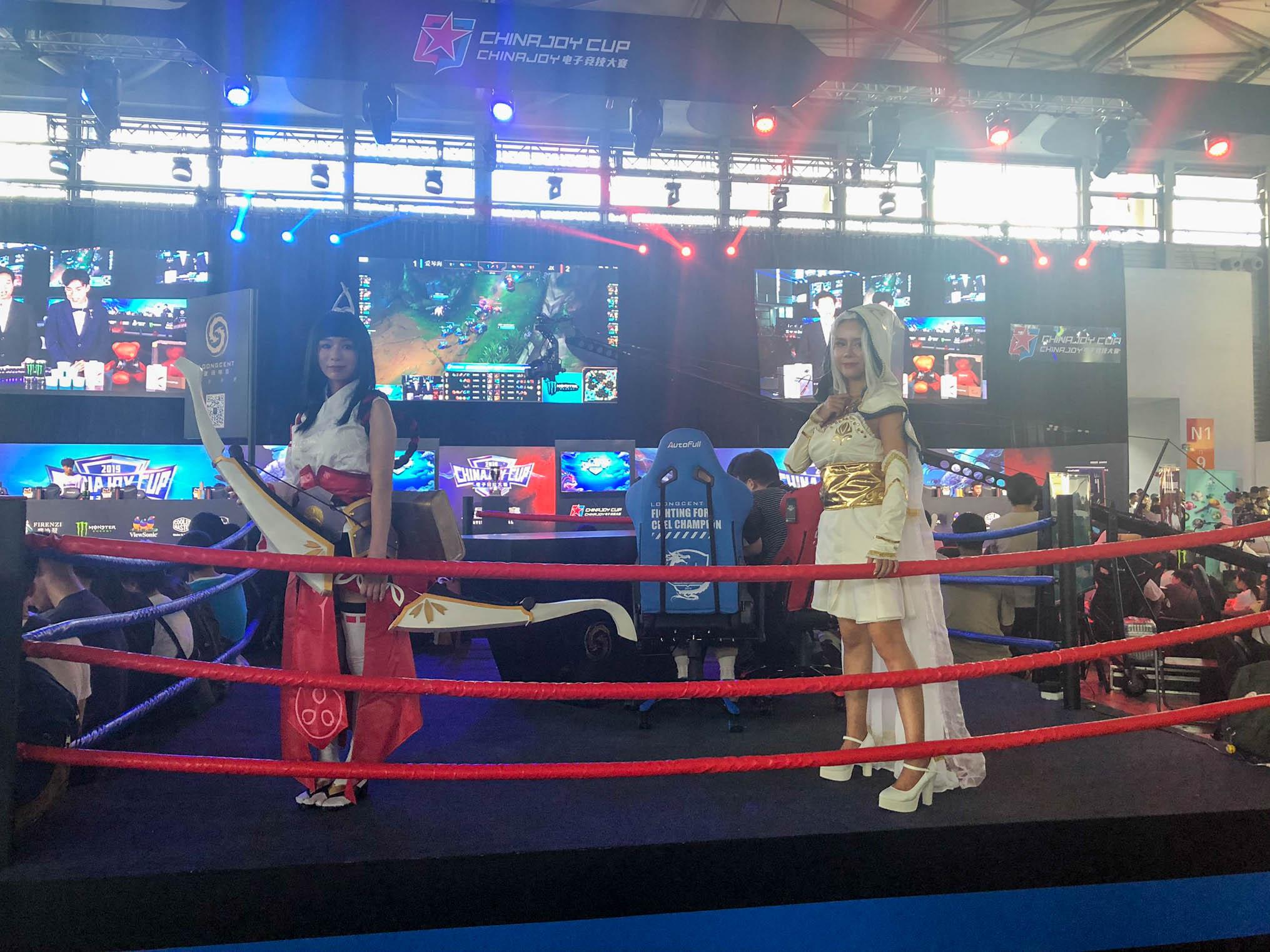 2019 ChinaJoy 中国国际数码互动娱乐展览会 游玩 第29张