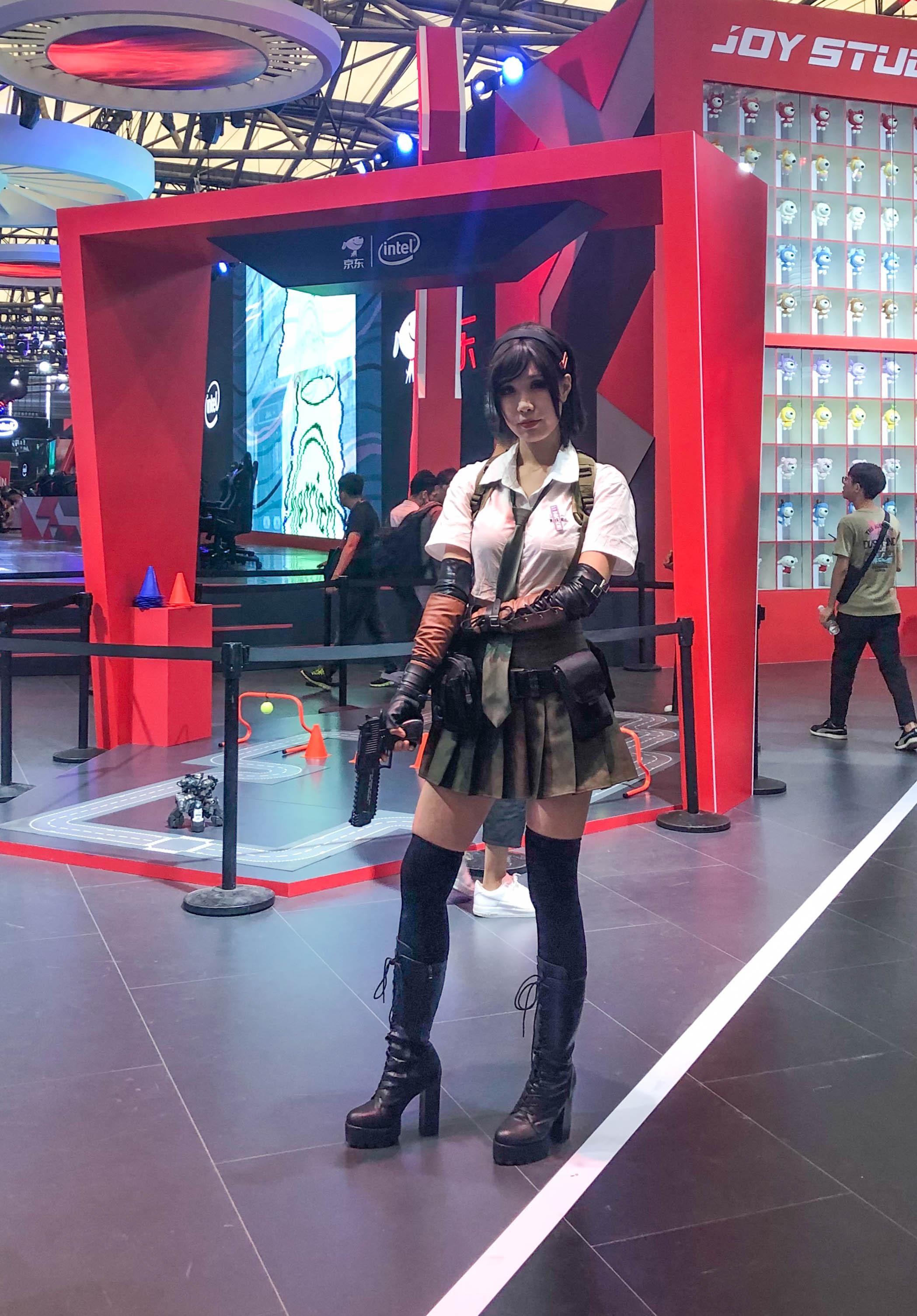 2019 ChinaJoy 中国国际数码互动娱乐展览会 游玩 第33张