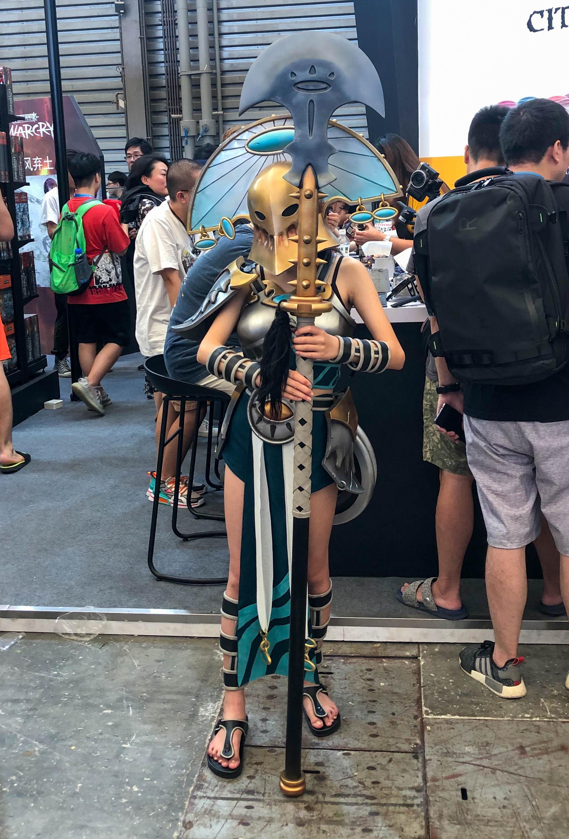 2019 ChinaJoy 中国国际数码互动娱乐展览会 游玩 第34张