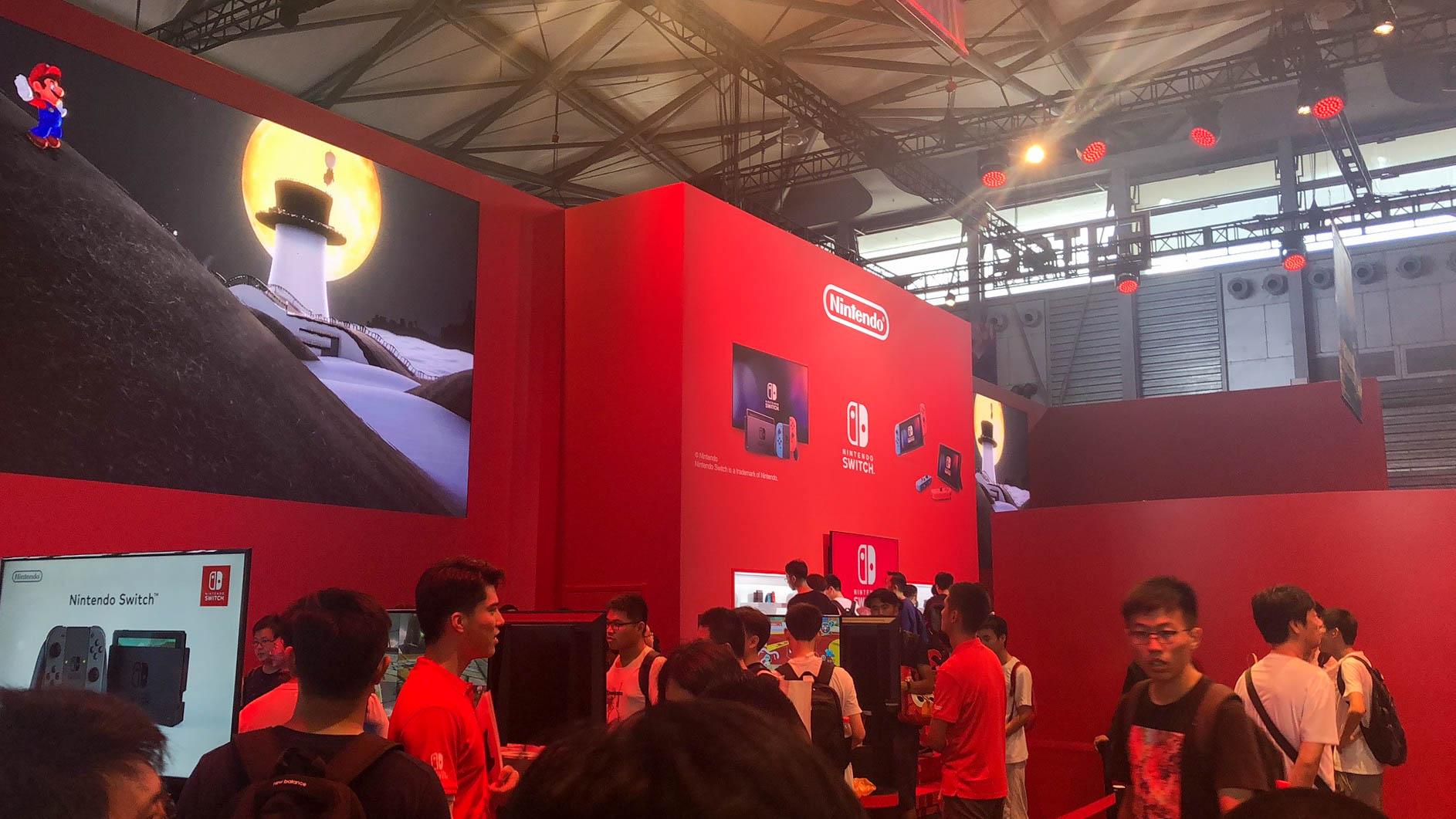 2019 ChinaJoy 中国国际数码互动娱乐展览会 游玩 第37张