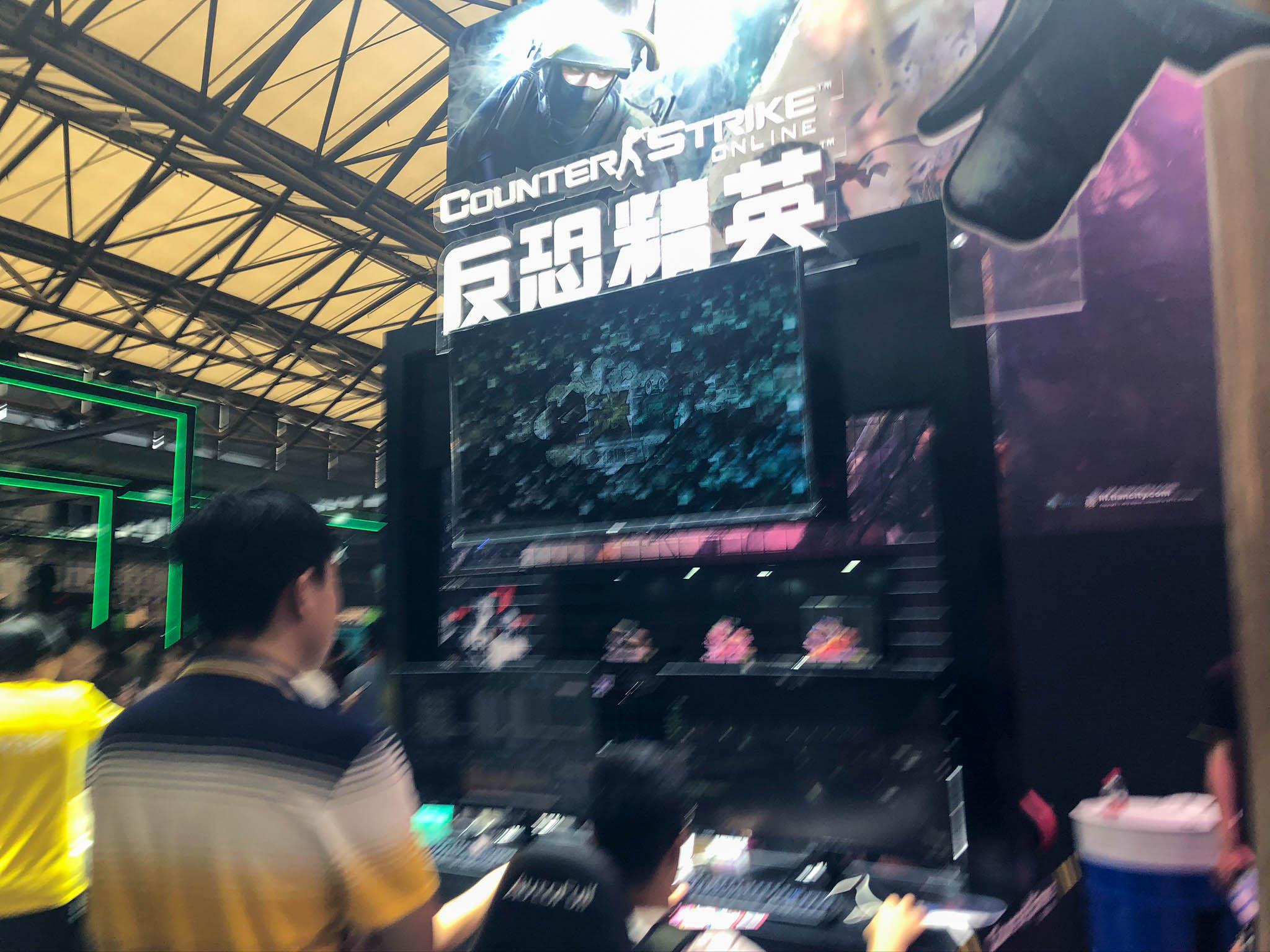 2019 ChinaJoy 中国国际数码互动娱乐展览会 游玩 第40张