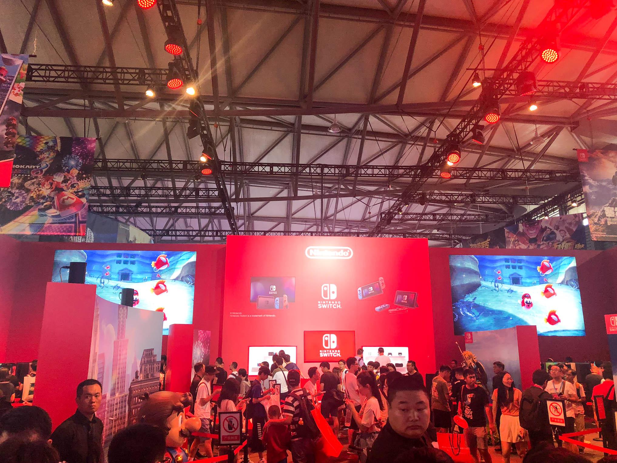 2019 ChinaJoy 中国国际数码互动娱乐展览会 游玩 第44张