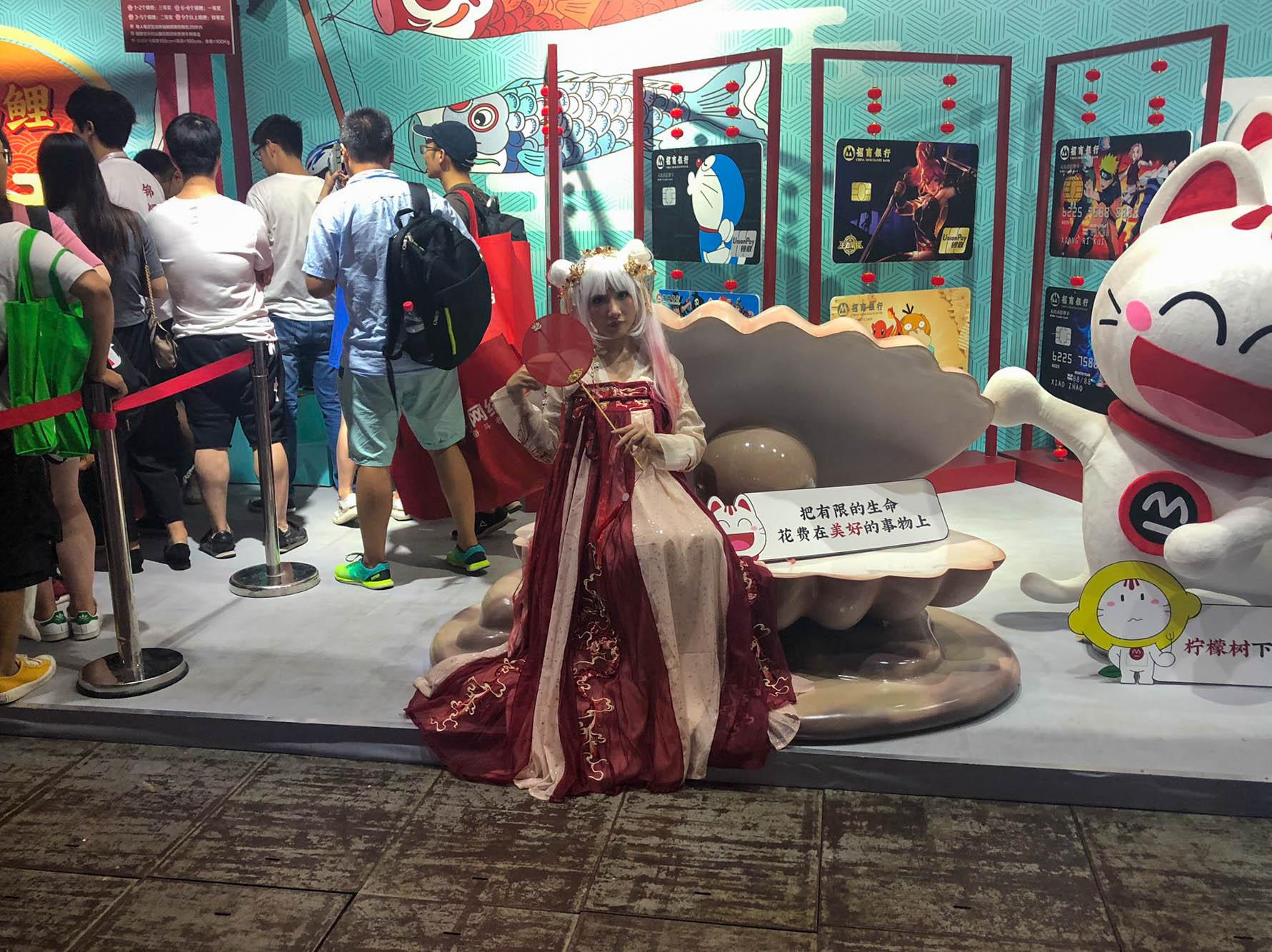 2019 ChinaJoy 中国国际数码互动娱乐展览会 游玩 第48张