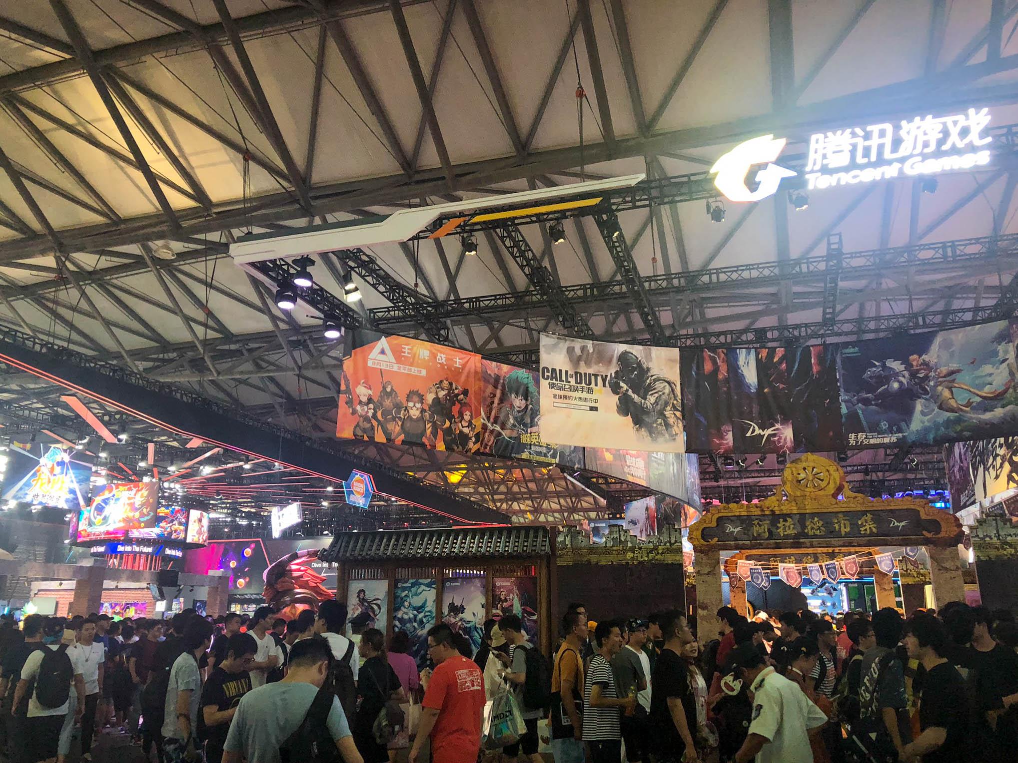 2019 ChinaJoy 中国国际数码互动娱乐展览会 游玩 第49张