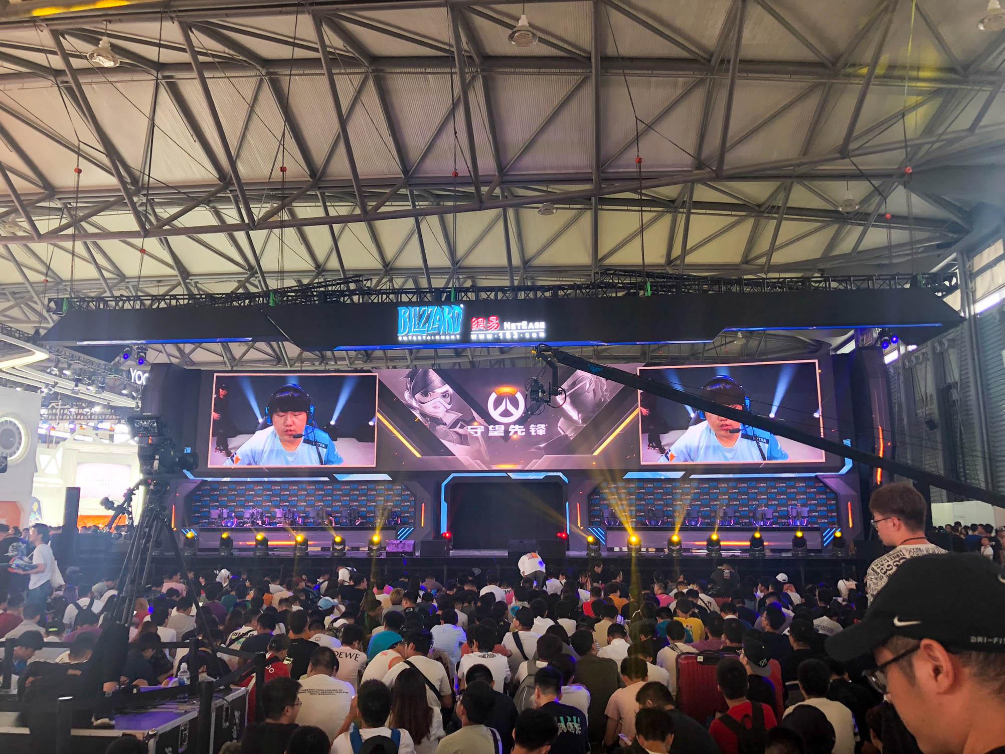 2019 ChinaJoy 中国国际数码互动娱乐展览会 游玩 第50张