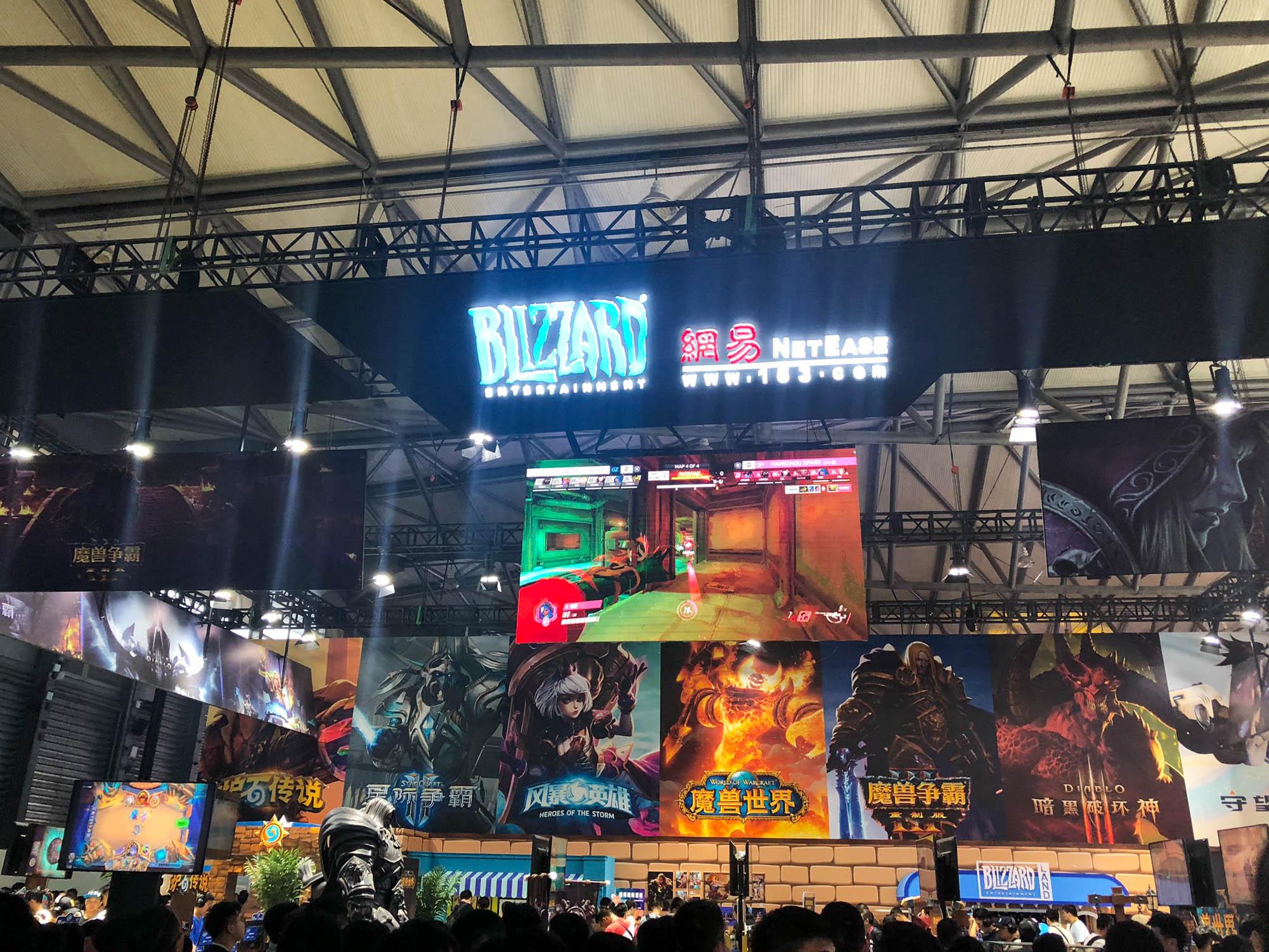 2019 ChinaJoy 中国国际数码互动娱乐展览会 游玩 第51张