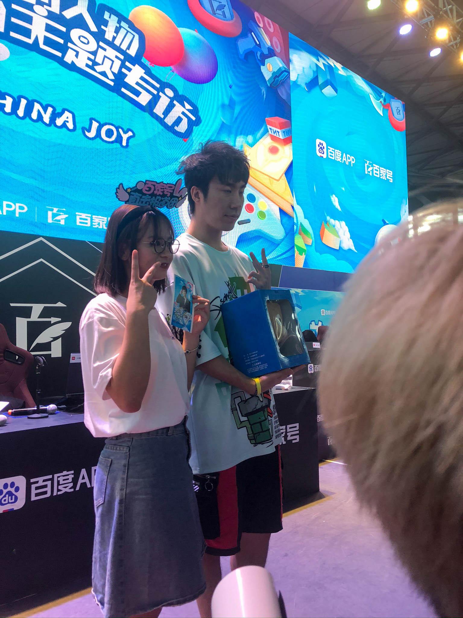 2019 ChinaJoy 中国国际数码互动娱乐展览会 游玩 第57张