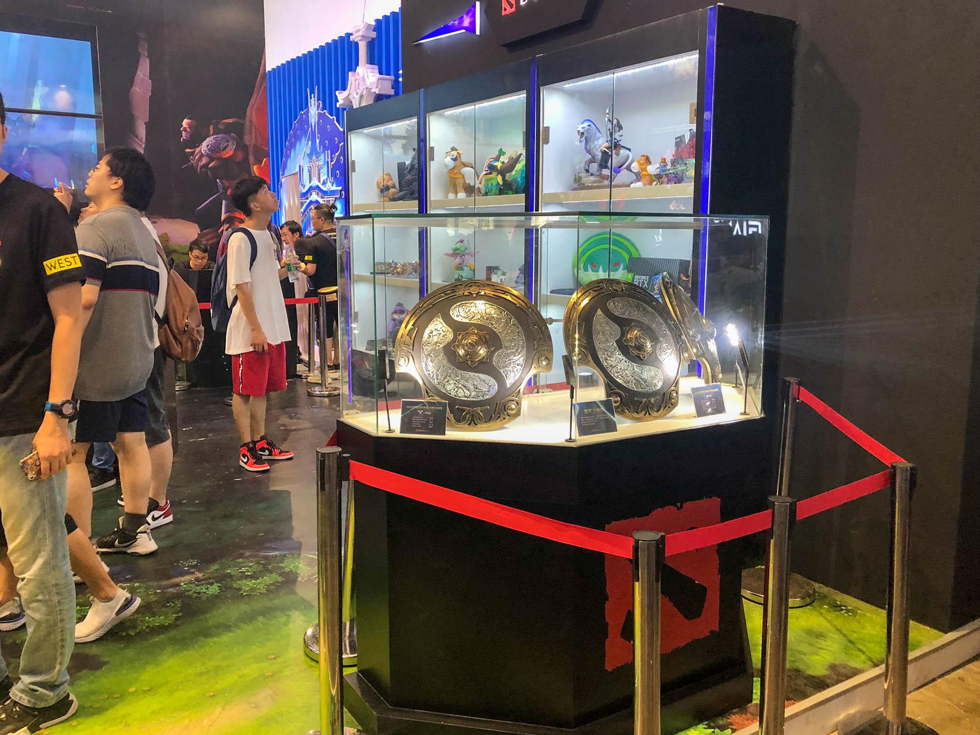 2019 ChinaJoy 中国国际数码互动娱乐展览会 游玩 第60张