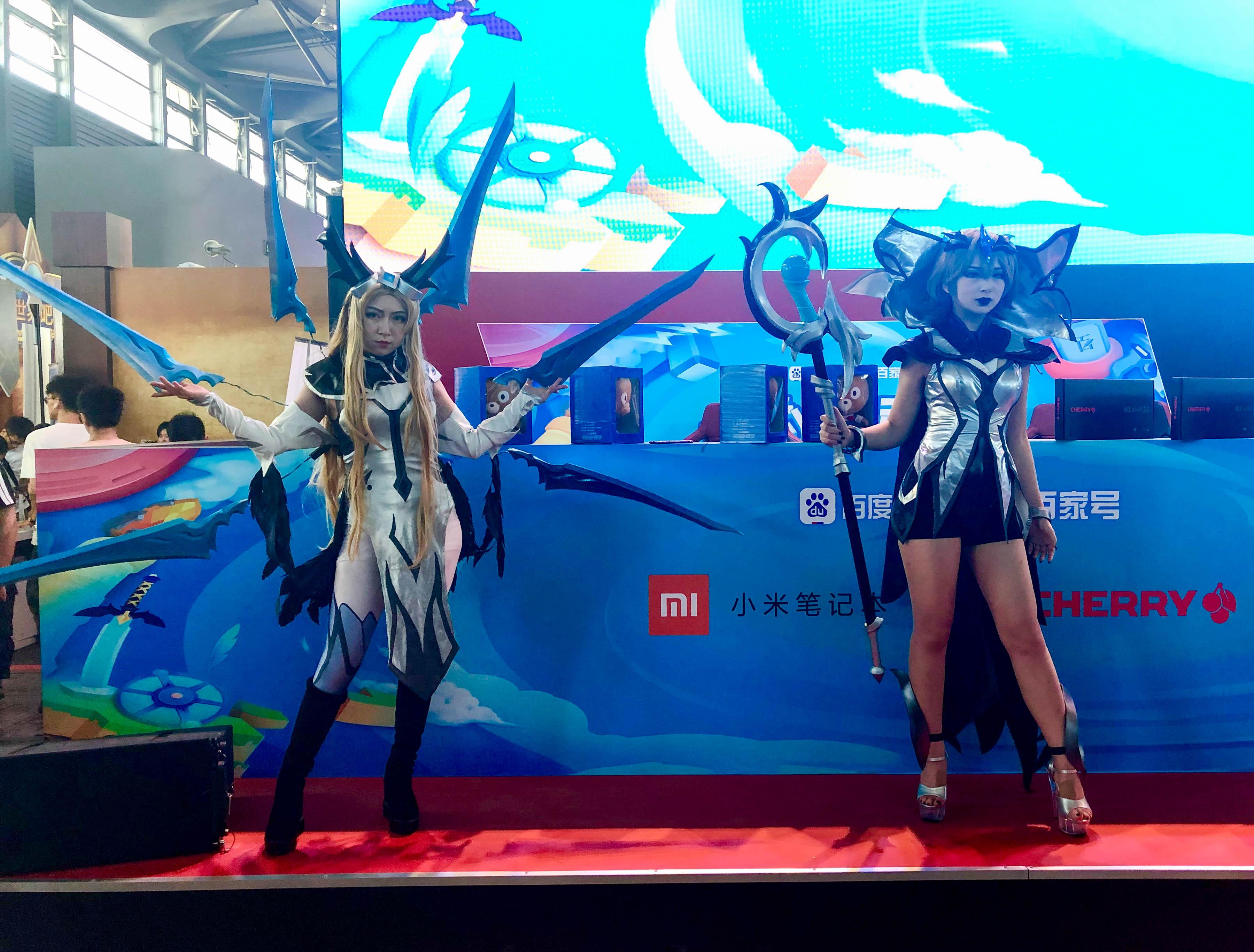 2019 ChinaJoy 中国国际数码互动娱乐展览会 游玩 第61张