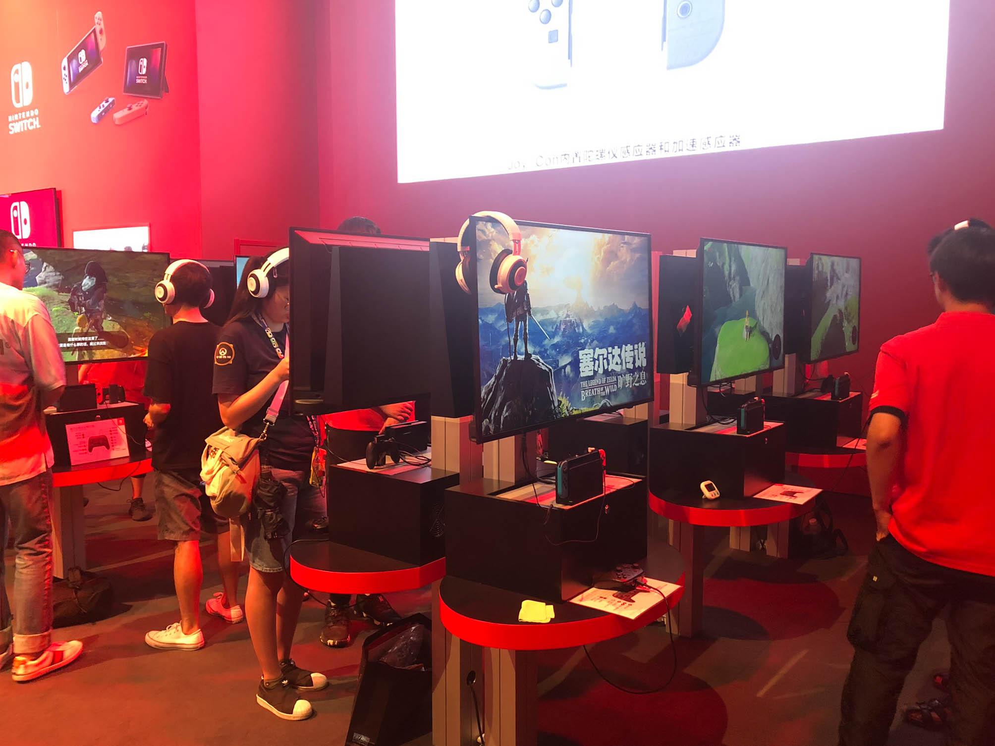 2019 ChinaJoy 中国国际数码互动娱乐展览会 游玩 第67张