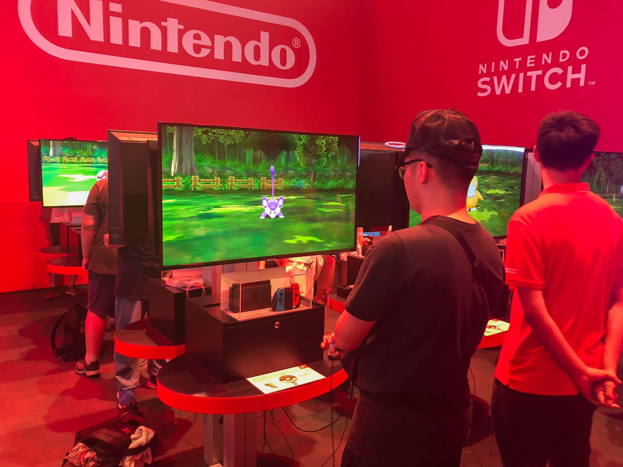 2019 ChinaJoy 中国国际数码互动娱乐展览会 游玩 第68张