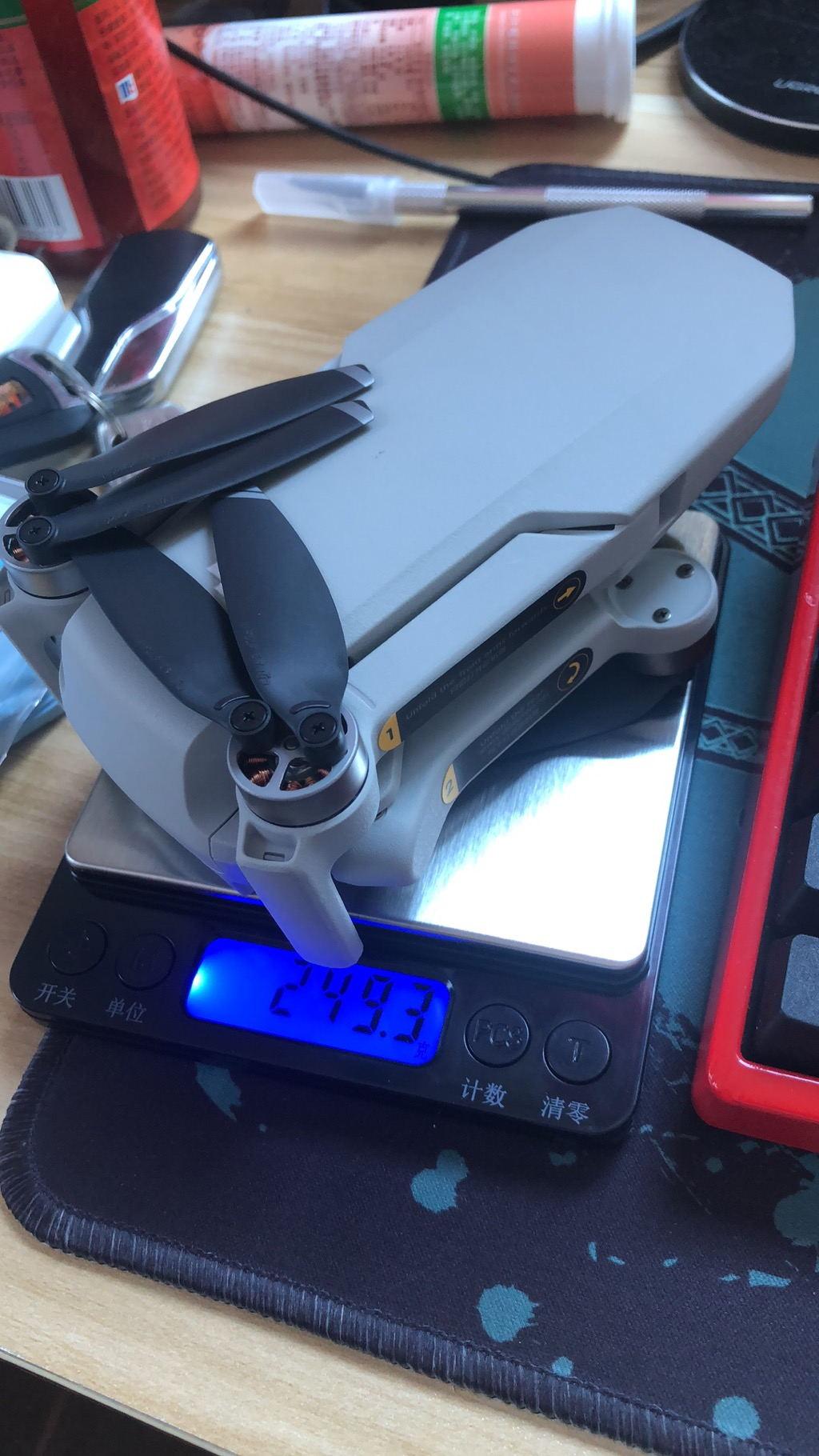DJI 大疆 御 Mavic Mini 开箱使用 个人 第8张